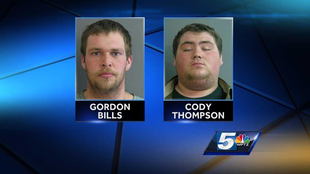3-12-14 Police: Duo connected to at least 8 burglaries - img
