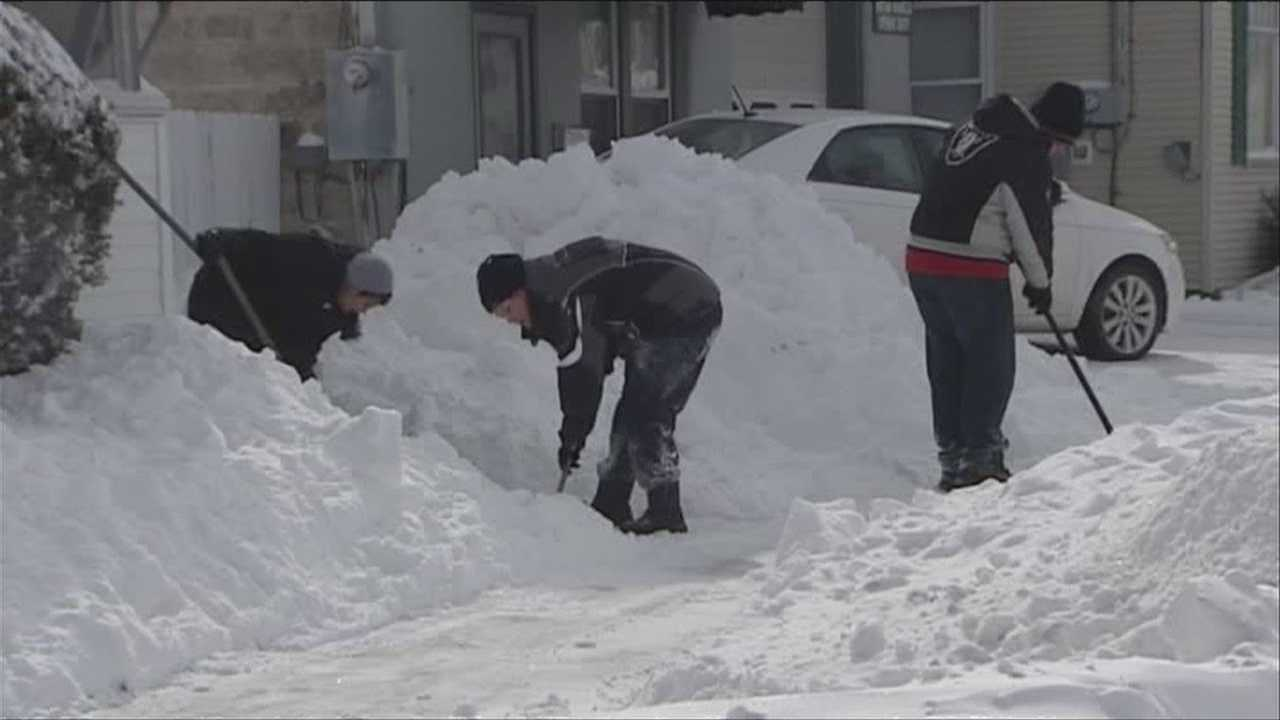 No exceptions in snow clearing rules