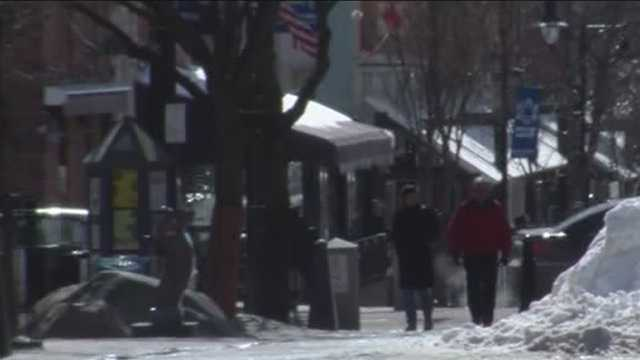 City sets record for days below zero