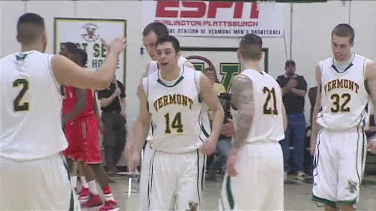UVM reacts to NIT matchup