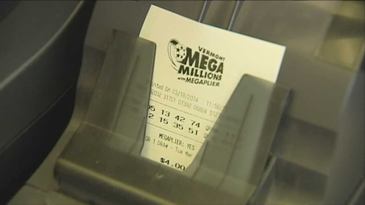 Odds behind Mega Millions jackpot