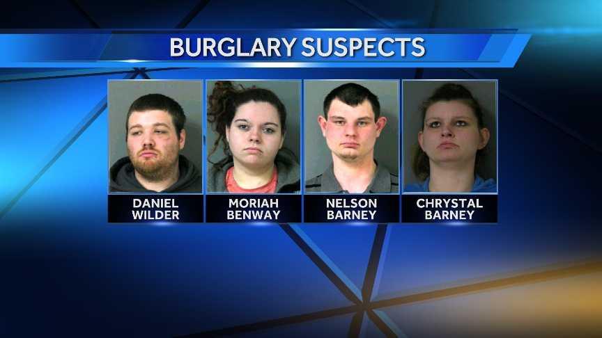 Burglary Suspects 3-19