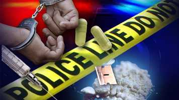 Twenty-five people, accused of various drug-related activity, were arrested March 21, 2014 in two multi-agency drug sweeps of Essex and Franklin counties in New York.