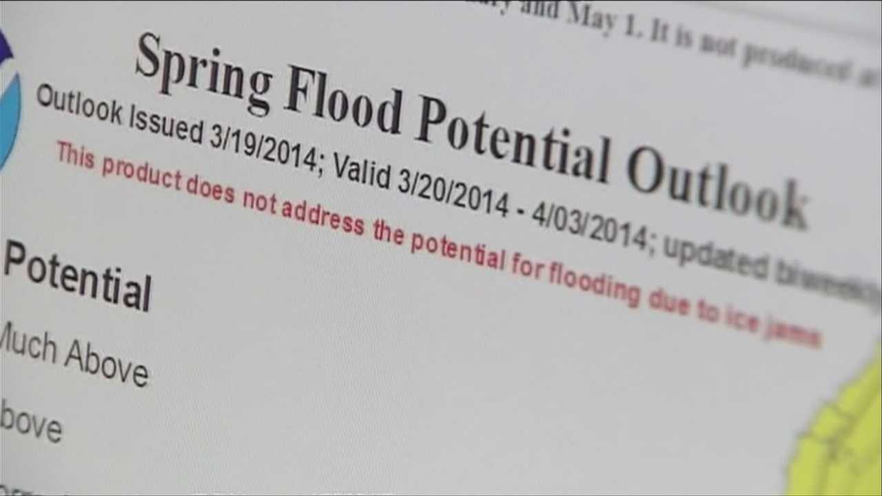 Farmers prepare for potential high waters