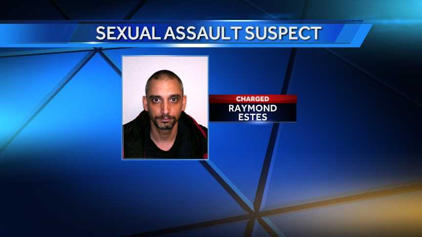 Raymond Estes, 36, of Canaan was arrested on a charge of aggravated felonious sexual assault on a 15-year-old girl and is being held on $50,000 cash bail.