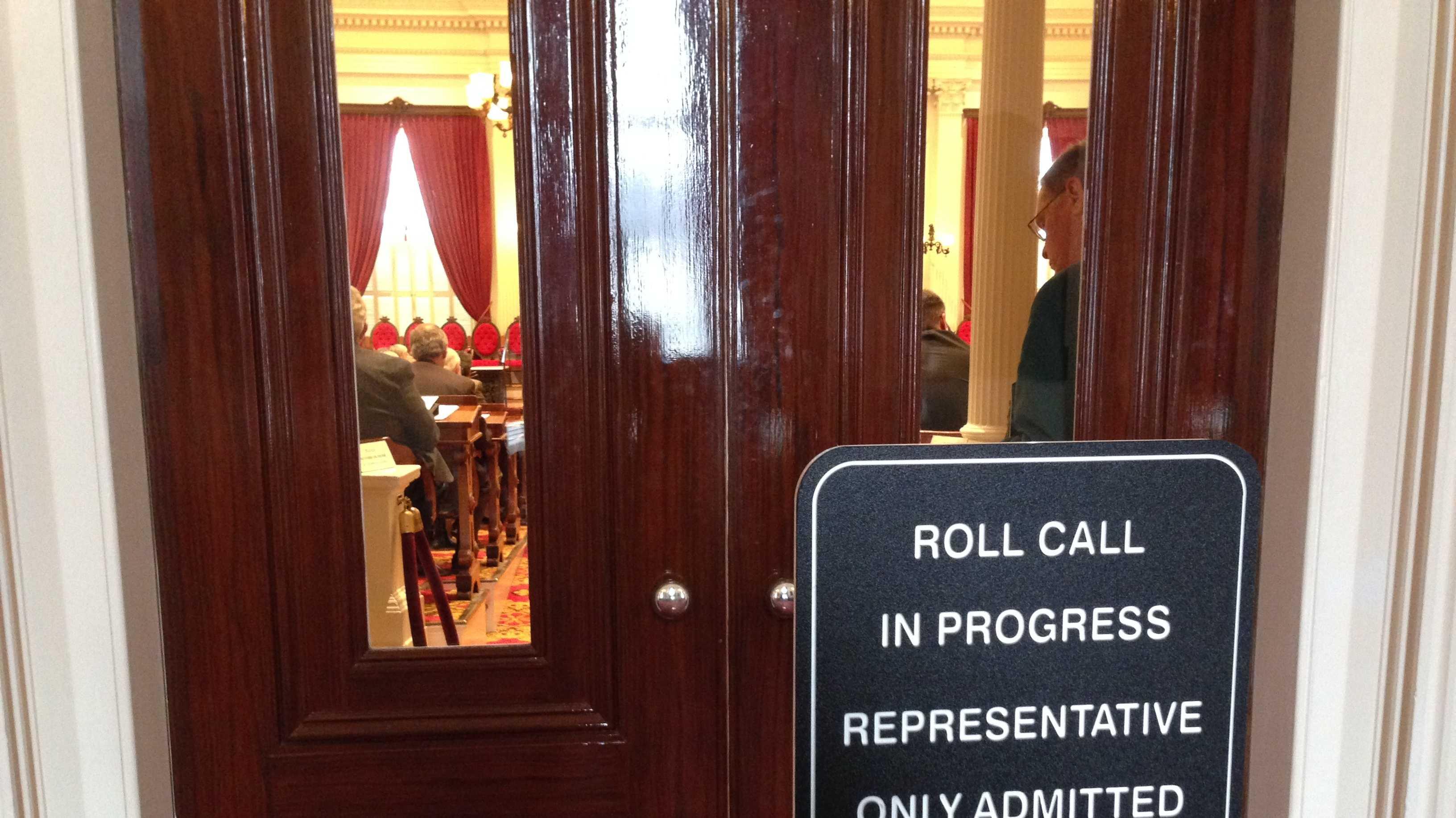 Amendment would demand Vt. health finance report 3-28 img