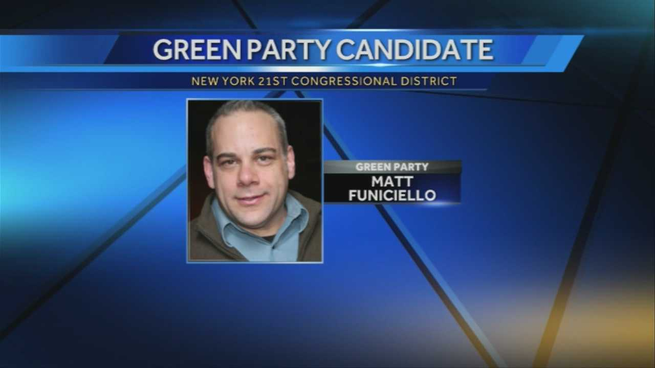 4-8-14 img-Green party candidate enters NY 21st Congressional race