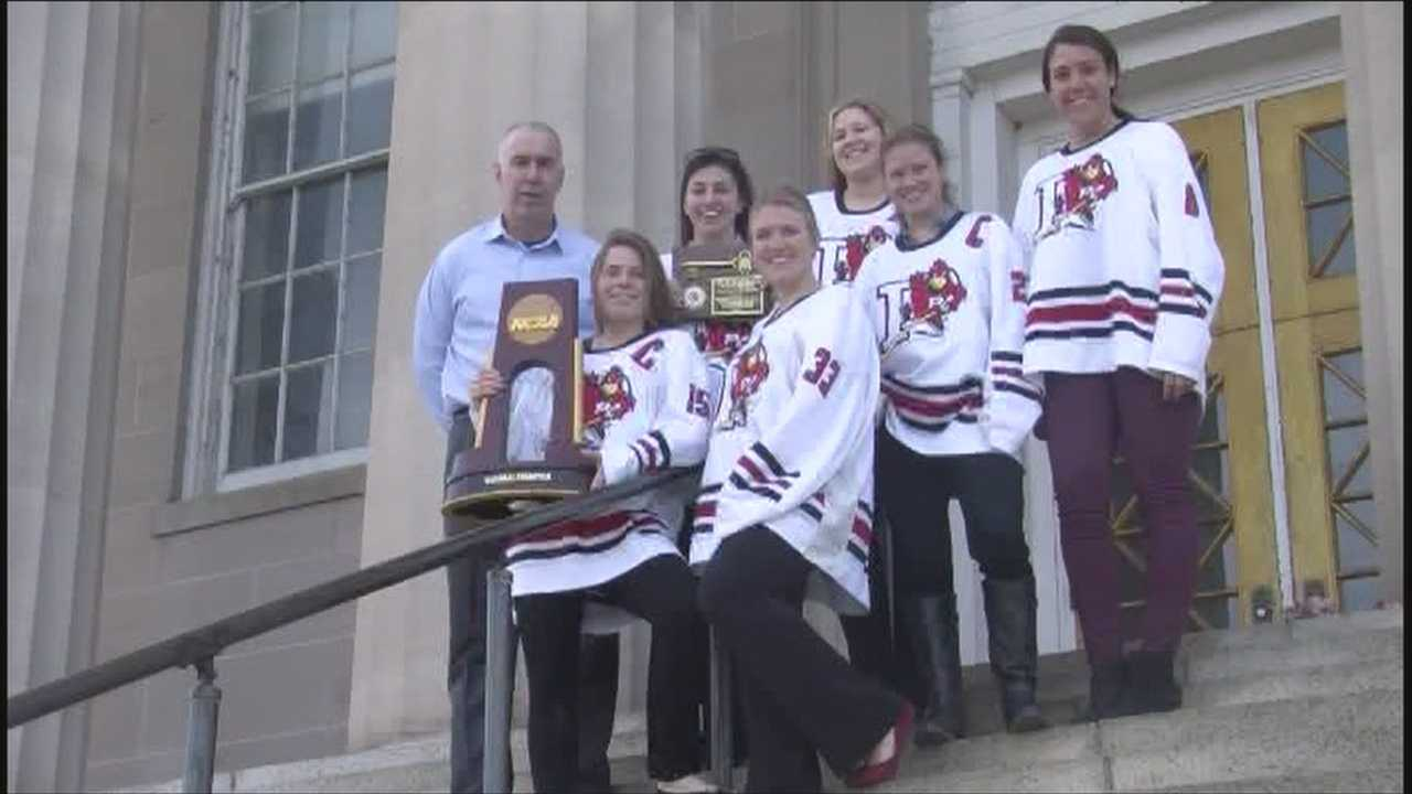Plattsburgh recognizes the national champs
