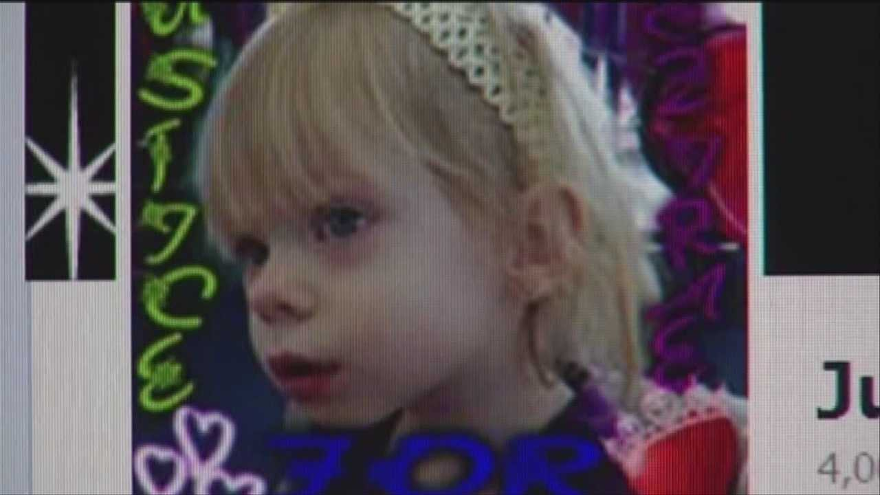The Vermont Children's Alliance will conduct an independent investigation into Vermont's Department of Children and Families after 2-year-old Dezirae Sheldon's death in February.  Sheldon's stepfather Dennis Duby has been charged in her death.  The girl's mother, Sandra Duby, had custody of Sheldon at the time of her death despite a prior child abuse conviction.