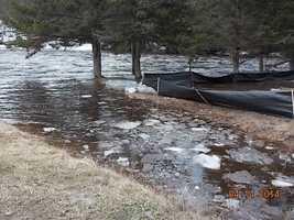 St. Regis Falls, New York dam breakThomas Mierzwa