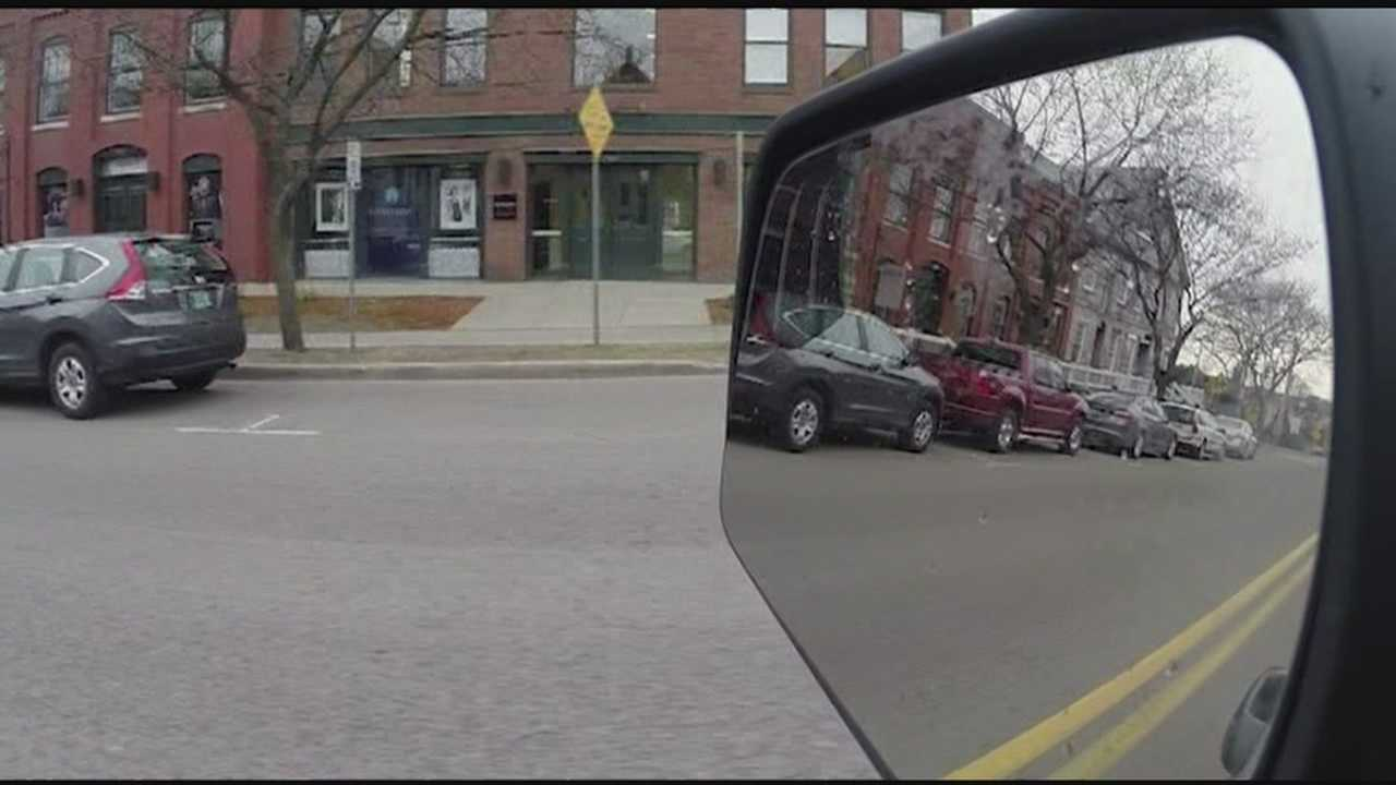 Burlington Parking Going Hi-Tech?
