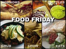 Here's what the WPTZ crew has been munching on this week. Bon appetite.