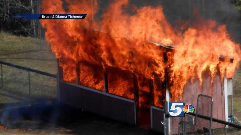 Lyndonville fire - img