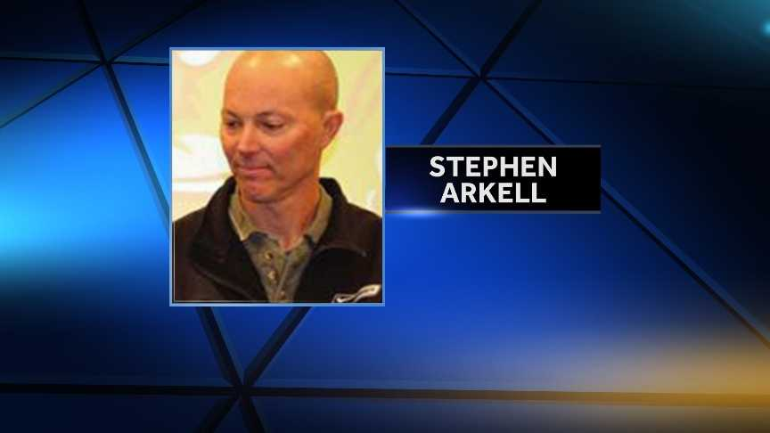 Officer Stephen Arkell graph