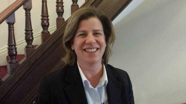 Rep. Heidi Scheuermann of Stowe