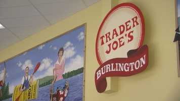 Trader Joe's Burlington.