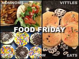 Nomnomnom! Here's what the WPTZ crew has been munching on this week.