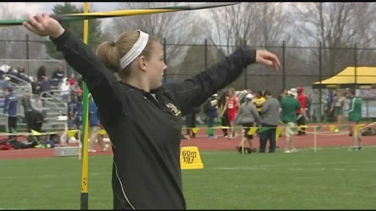 UVM Track and Field school records