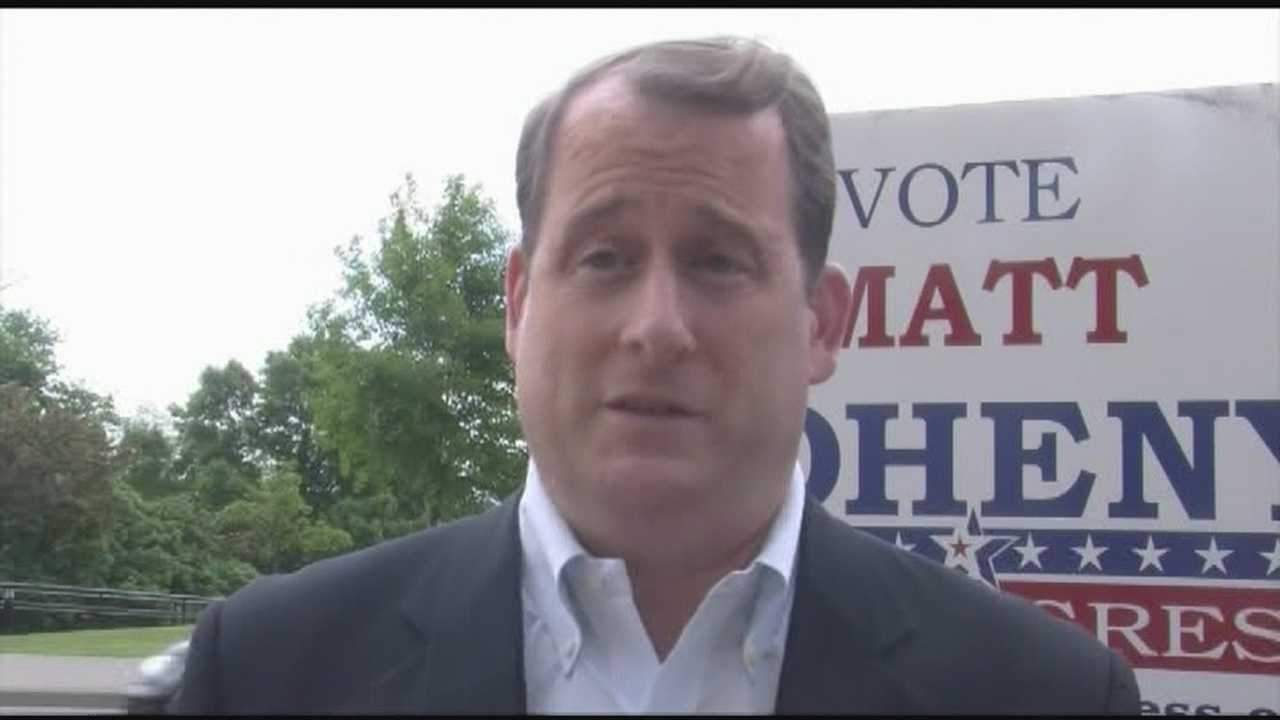 Congressional candidate responds to attack ad