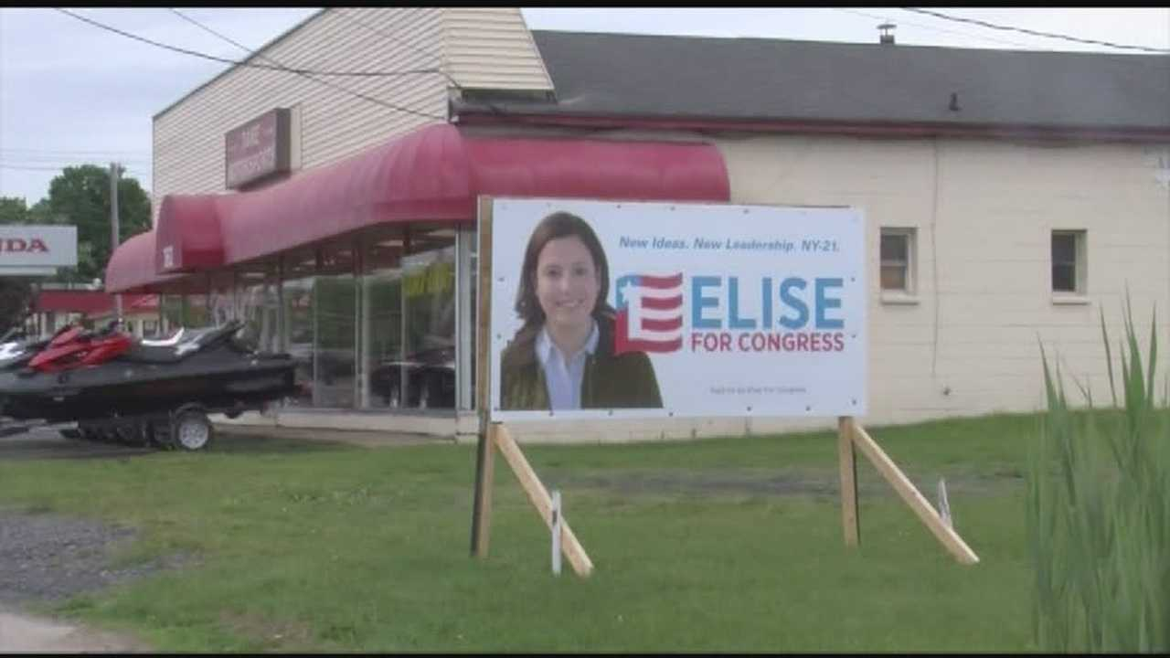Battle of attack ads in primary election