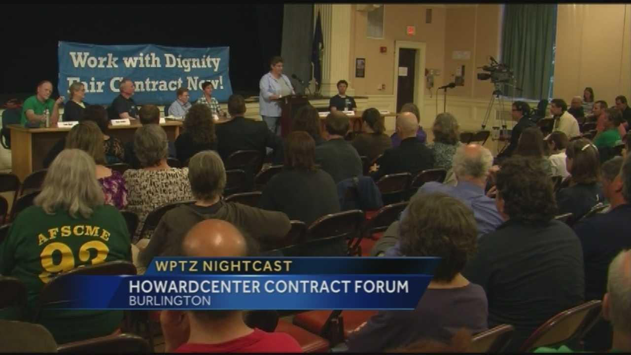HowardCenter employees speak out