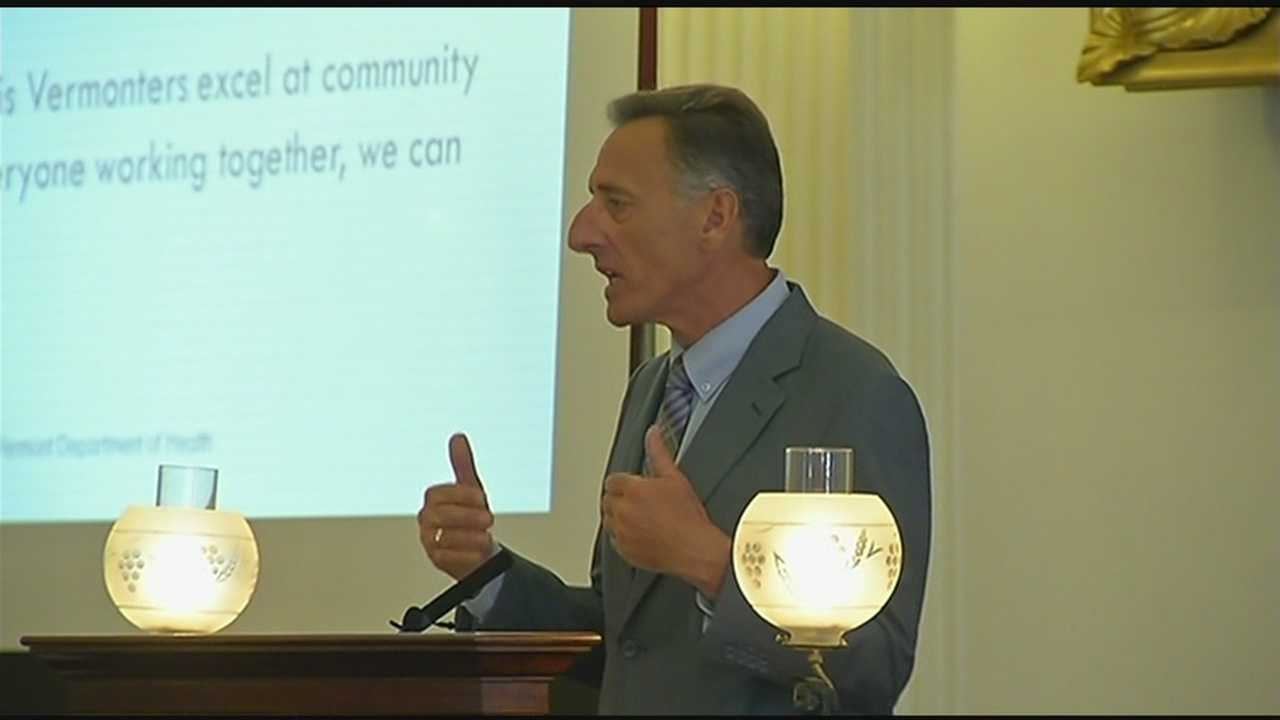 A community forum at the Vermont Statehouse Monday drew attendees from all over the state to discuss opiate addiction.