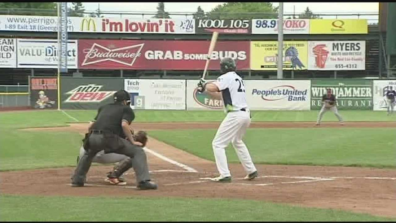 Vermont Lake Monsters host home opener with Tigers in town.