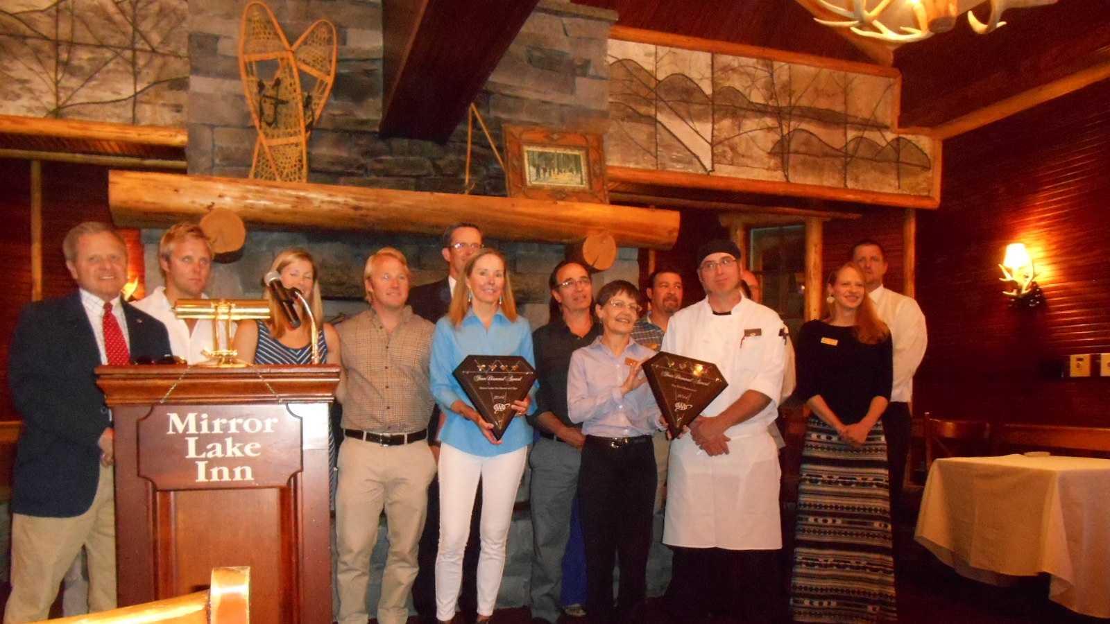 Mirror Lake Inn honored again