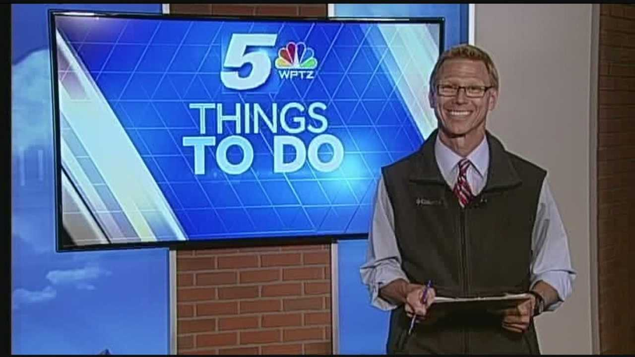 Things To Do Sunday with Tom Messner