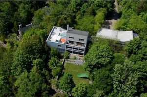 Aerial view of the property.For more information on this home, visit Realtor.com .