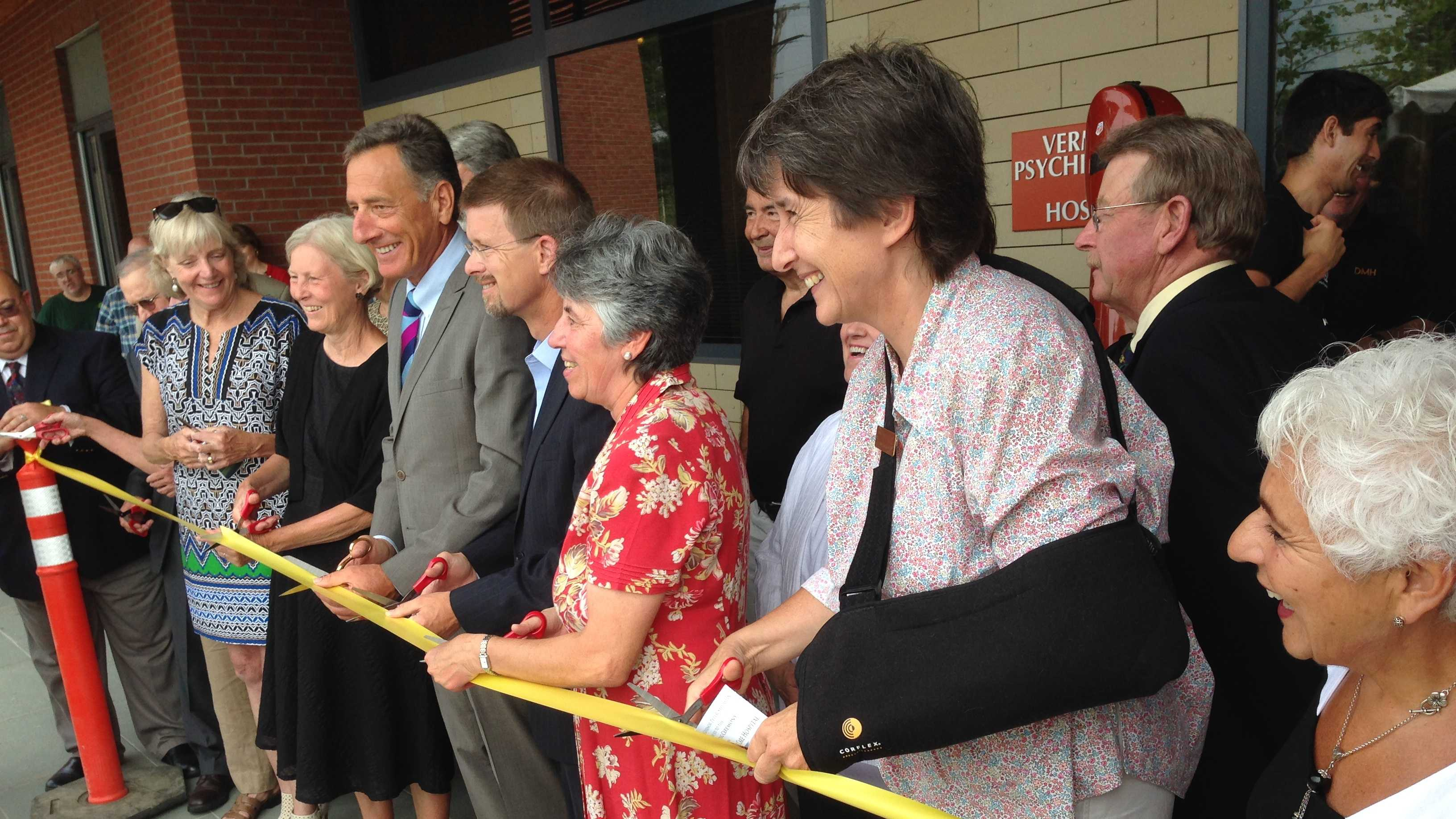 New Psychiatric Hospital Officially Opens