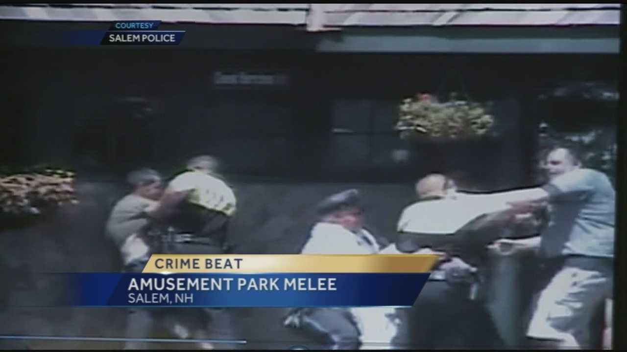 img-Vermont family members charged in amusement park fight
