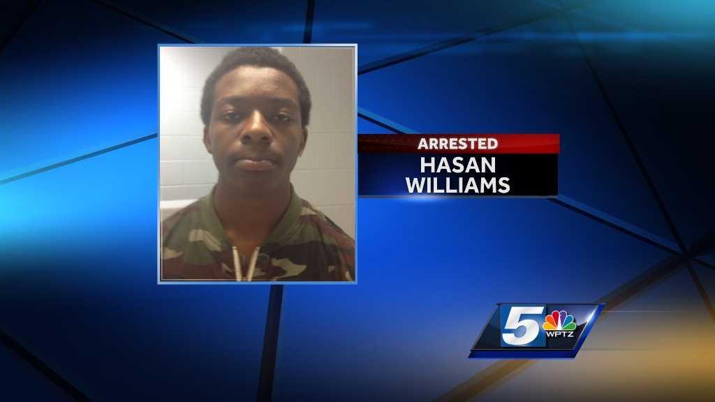 burglary arrest hasan williams 7-1-14
