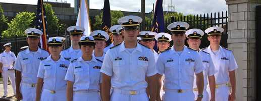 #2 Massachusetts Maritime Academy  $7,202 for tuition and fees for the 2012-13 academic year according to the U.S. Department of Education.