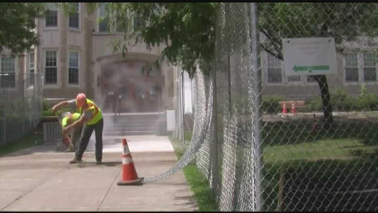 SUNY Plattsburgh is thinking big. The college has expansion projects in the works. One of those projects will help both health patients and health students. WPTZ's Alison Carey has more in this health beat report.