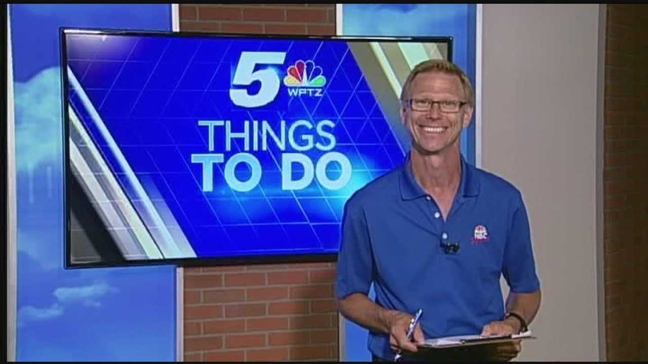 Saturday Things To Do with Tom Messner 07-19