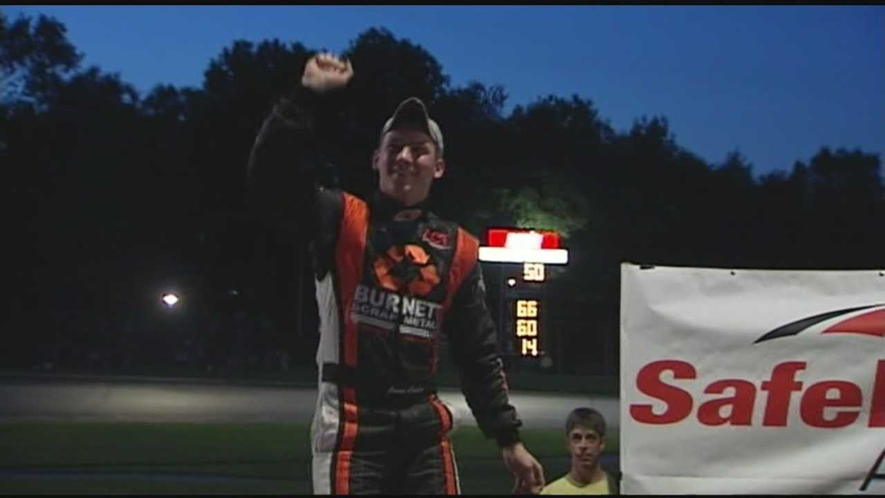 1st multi Late Model winner
