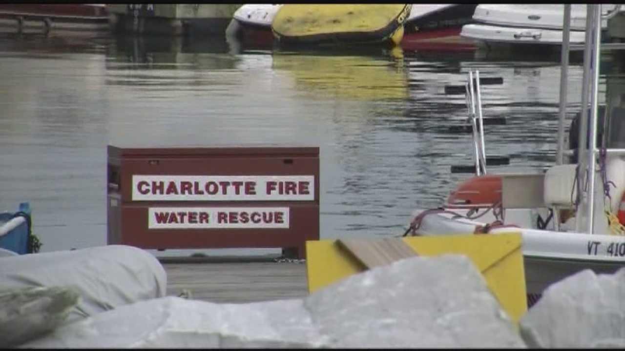 Charlotte Boat Fire