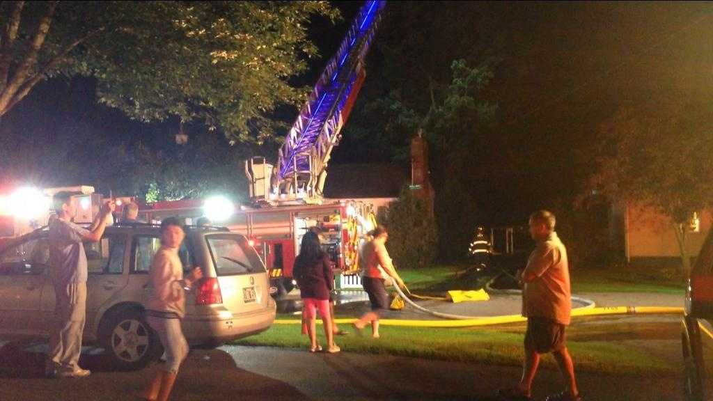 Birch Street Fire 8-4