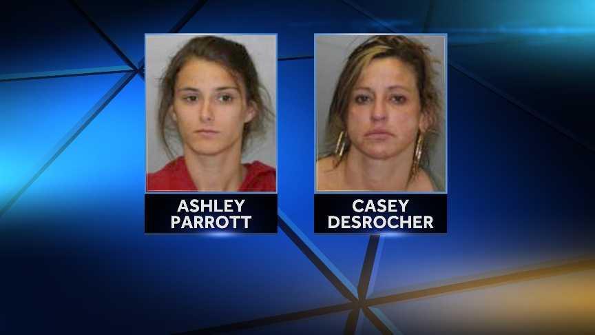 Ashley Parrott Casey Desrochers