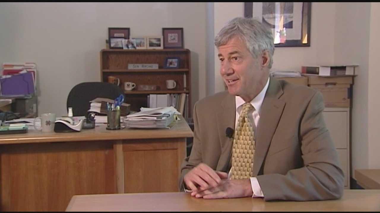 AHS Secretary resigns