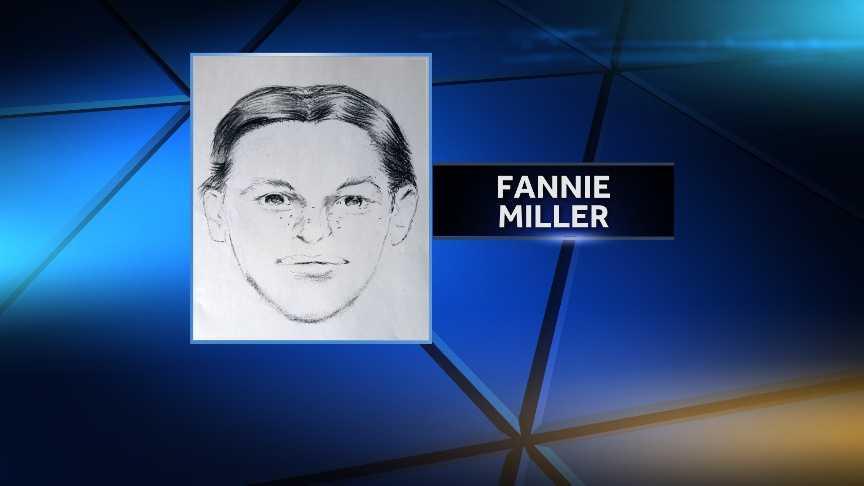 Fannie Miller sketch