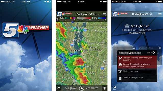 Before the wind turns cold and the snow begins to fall, you should download NewsChannel 5's First Alert Weather App FREE for Apple and Android! Stay up-to-date on the ever-changing weather with severe weather alerts, closings, and much more!