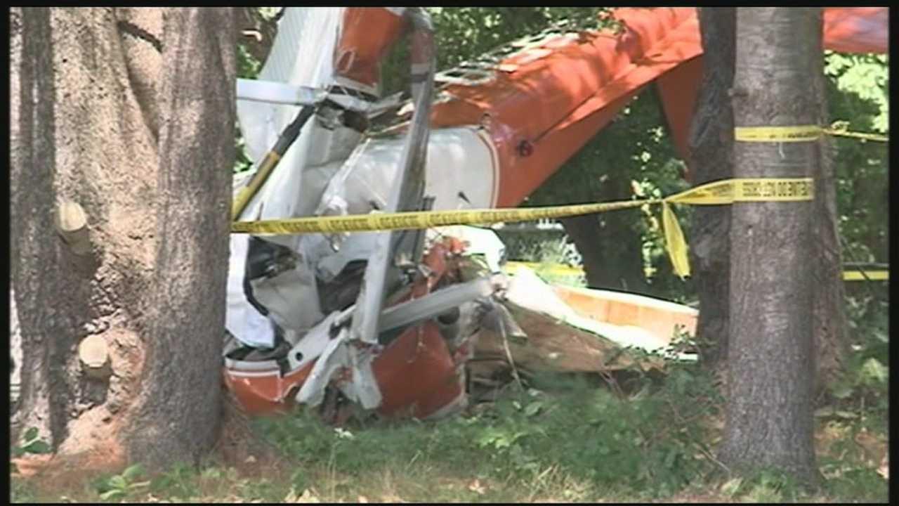 Victims identified in N. Hampton plane crash