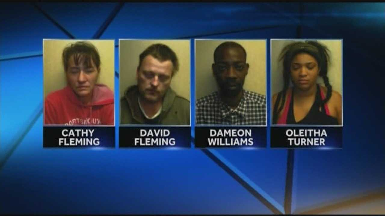 Heroin Trafficking in Bristol