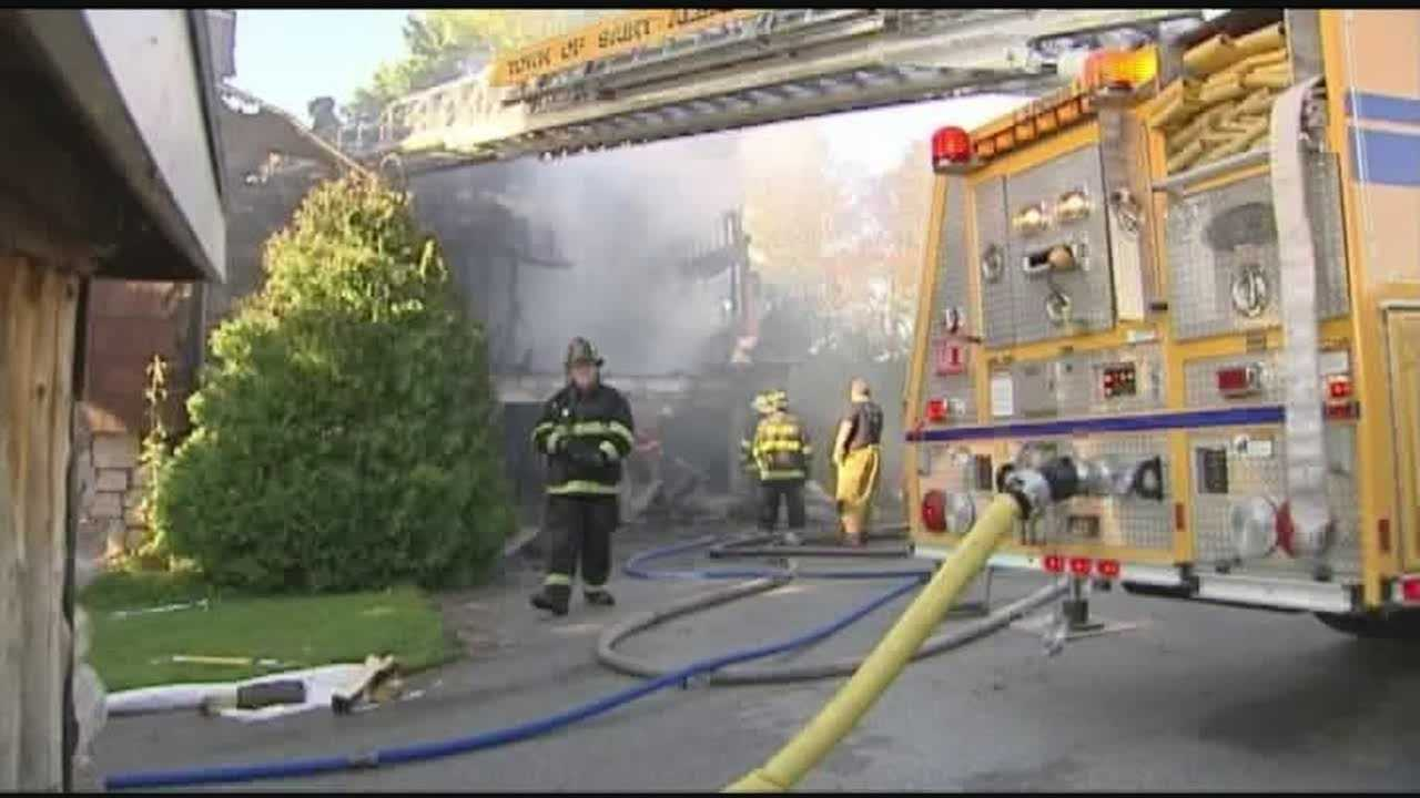 Franklin County Fire