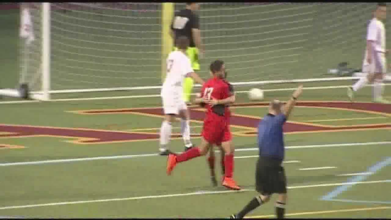 Plattsburgh State shuts out Norwich at Sabine field