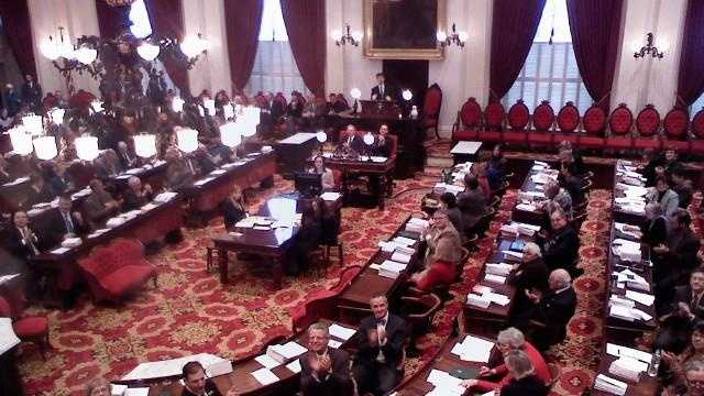 state house floor - 22140756