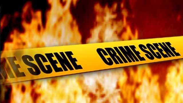 Crime Scene - Fire
