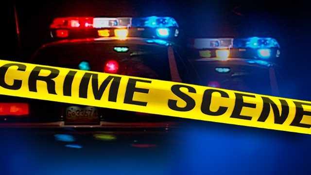 Crime Scene - police siren lights
